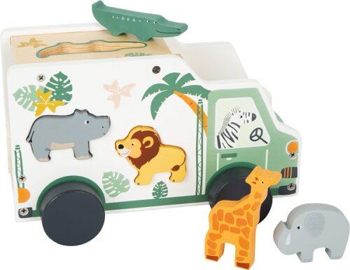"""Auto ja kujundite sorteerimine """"Safari"""""""