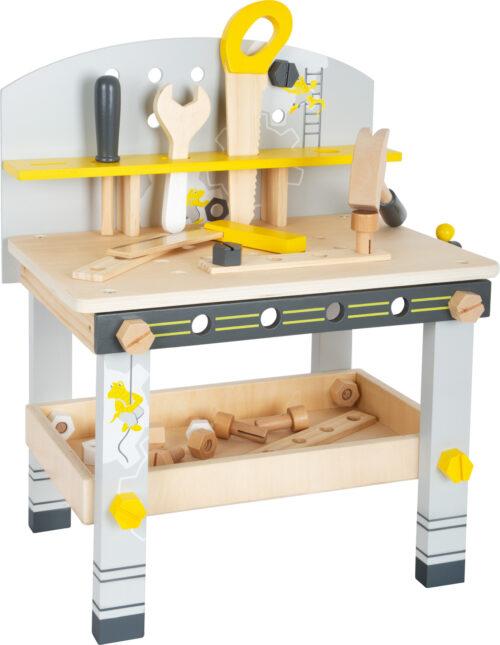 laste tööriistad puidust