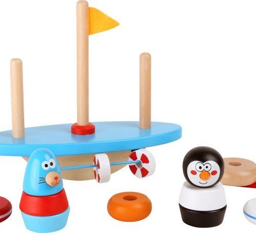Lõunapooluse puzzle & tasakaalu mäng
