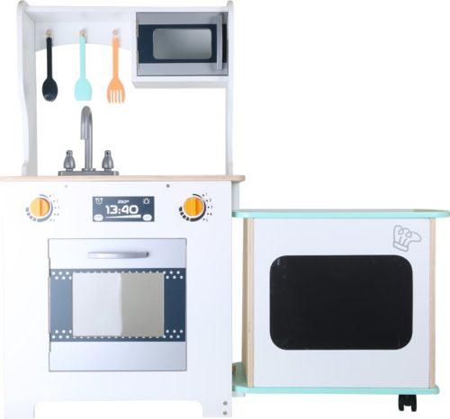 Moderne köök koos letiga