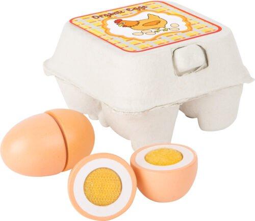 Munakarp koos 4 munaga