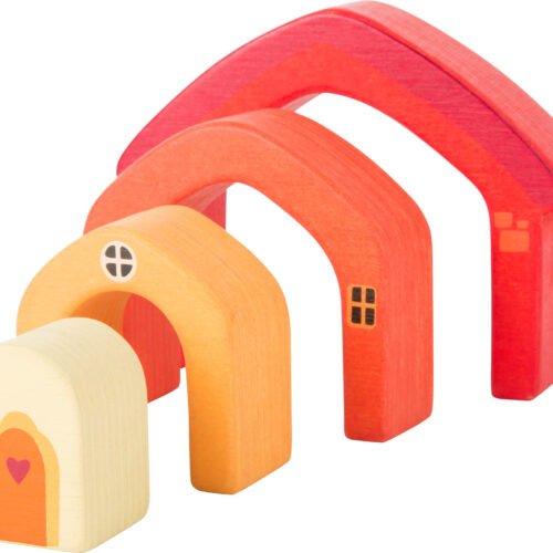 """Väikelaste ehitusklotsid """"Maja"""""""