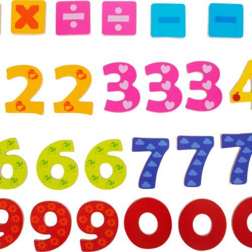 """Magnetnumbrid """"Värvilised"""""""