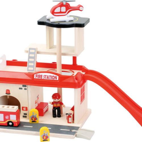"""Small Foot World """"Tuletõrjejaam"""""""