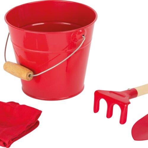"Laste aiatarvete komplekt ""Punane"""