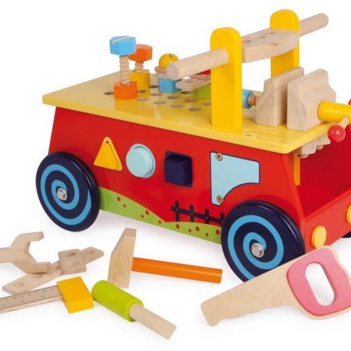 "Tõukeauto ""Tööriistad"""