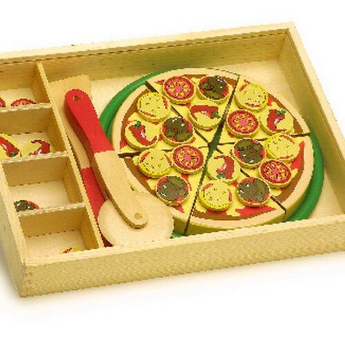 Lõigatav pitsa
