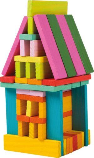 Värvilised ehitusklotsid