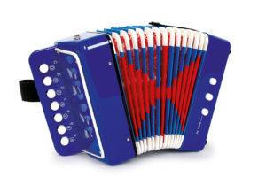 Sinine akordion