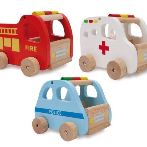 Päästeautod