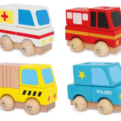 Puidust päästeautod