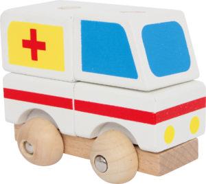 """Päästeauto """"Kiirabi"""""""