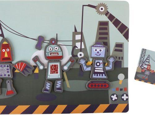 """Magnetmäng """"Robotid"""""""