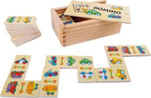"""Domino """"Sõidukid"""""""
