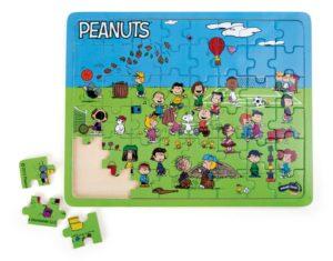 "Snoopy puzzle ""Mänguväljak"""