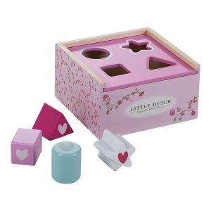 "Kujundite sorteerimine ""Pink Blossom"""