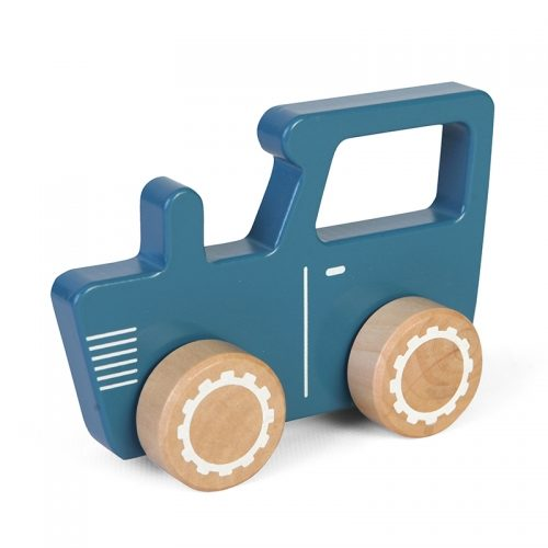 Puidust traktor