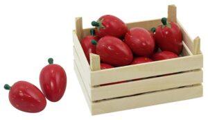"""Puidust puuviljakast """"Maasikad"""""""