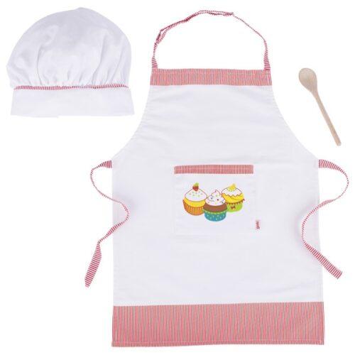 Laste koka põll & müts
