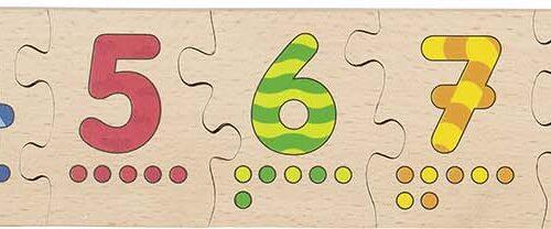Numbripuzzle 1-10