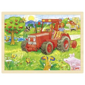 """Pusle """"Traktor"""""""