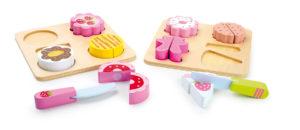 Lõigatavad koogid alusel