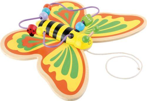 Järele tõmmatav liblikas