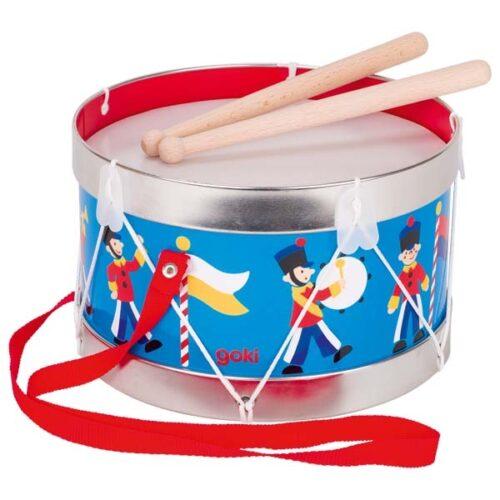 Kaelaskantav trumm