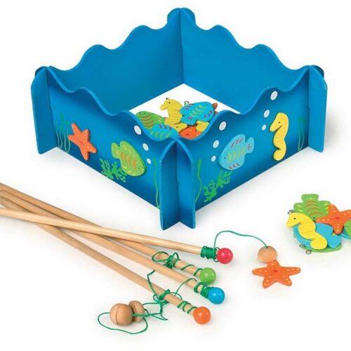 """Kalastus mäng """"Mere maailm"""""""