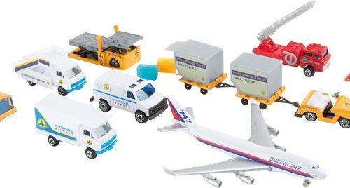 Lennujaama mudelautod