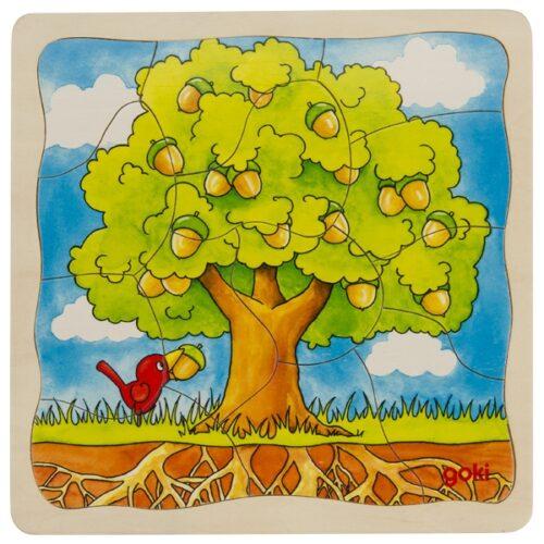 """Kihiline pusle """"Puu"""""""