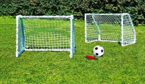 Jalgpalli väravad lastele