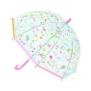 """Djeco vihmavari """"Lilled & linnud"""""""