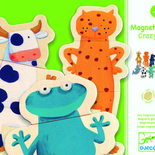 "Magnetid ""Crazy Animals"""