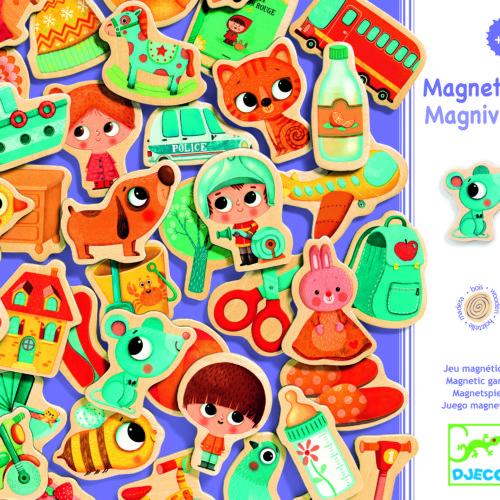 """Magnetid """"Magniville"""""""
