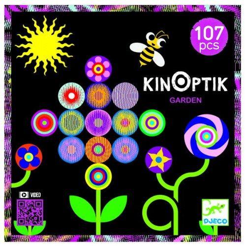 """Magnetmäng """"Kinoptik lilleaed"""""""