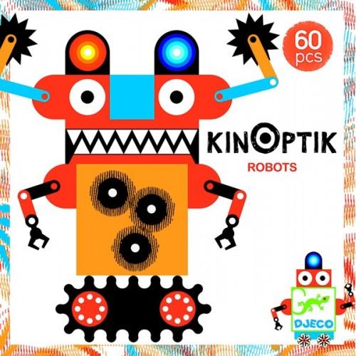 """Magnetmäng """"Kinoptik Robots"""""""