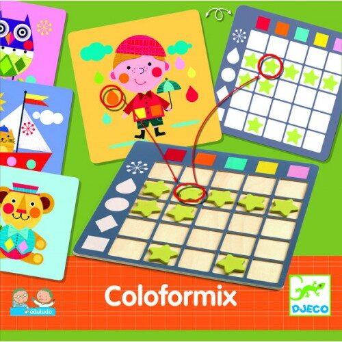 "Loogikamäng ""Colorformix"""