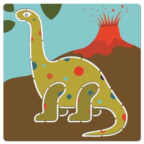 """Šabloonid """"Dinosaurused"""""""