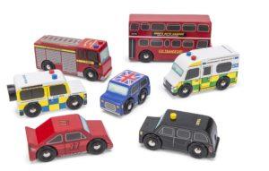 """Autode komplekt """"Londoni sõidukid"""""""