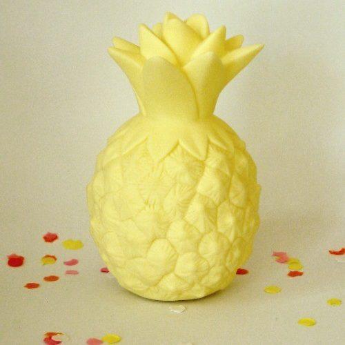 """Öövalgusti """" Kollane ananass"""""""