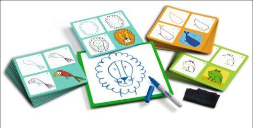 """Õpime joonistama """"Loomad & Co"""""""