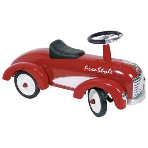 """Tõukeauto """"Punane"""""""