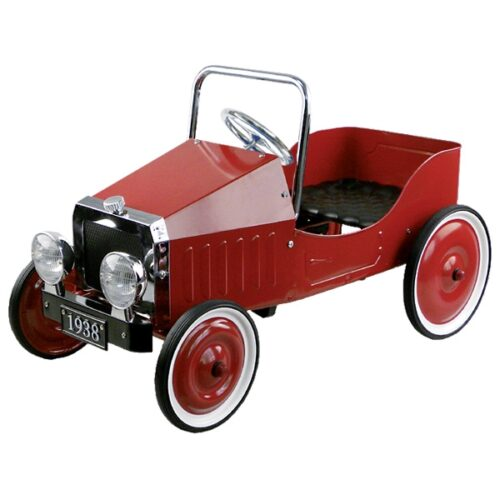 "Pedaalidega auto ""Punane"""