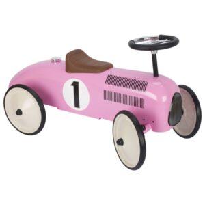 "Tõukeauto ""Roosa Rallikas"""