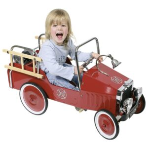 """Pedaalidega auto """"Tuletõrjeauto"""""""